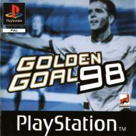 PSX PS1 Golden Goal 98