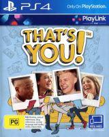 PS4 That's you! (CZ) (nová)