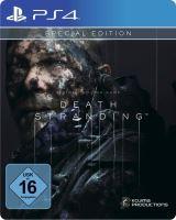 PS4 Death Stranding Special Edition (CZ) (nová)