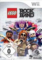 Nintendo Wii Lego Rock Band
