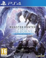 PS4 Monster Hunter World: Iceborne Master Edition (nová)