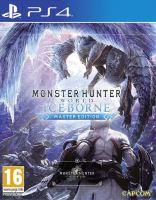 PS4 Monster Hunter World: Iceborne Master Edition