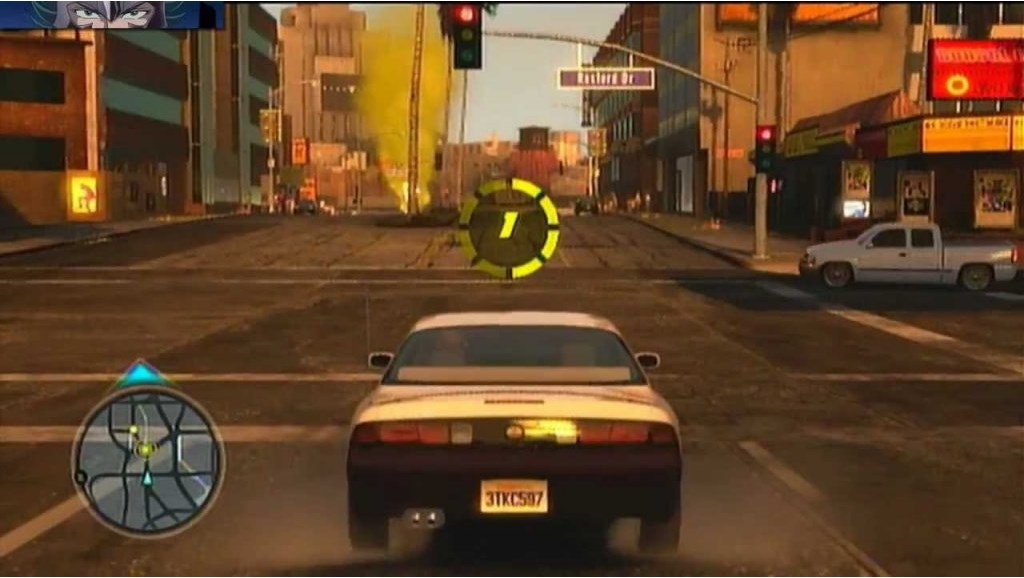 Xbox 360 Midnight Club Los Angeles