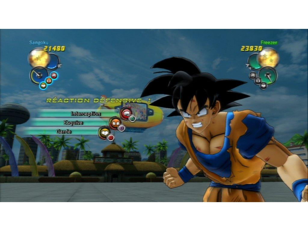 PS3 Dragon Ball Z Ultimate Tenkaichi