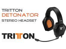 [Xbox 360] Slúchadlá TRITTON Detonator