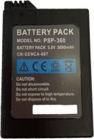 [PSP] Batérie pre PSP 1000 3600 mAh (nová)