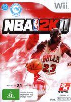 Nintendo Wii NBA 2K11 2011