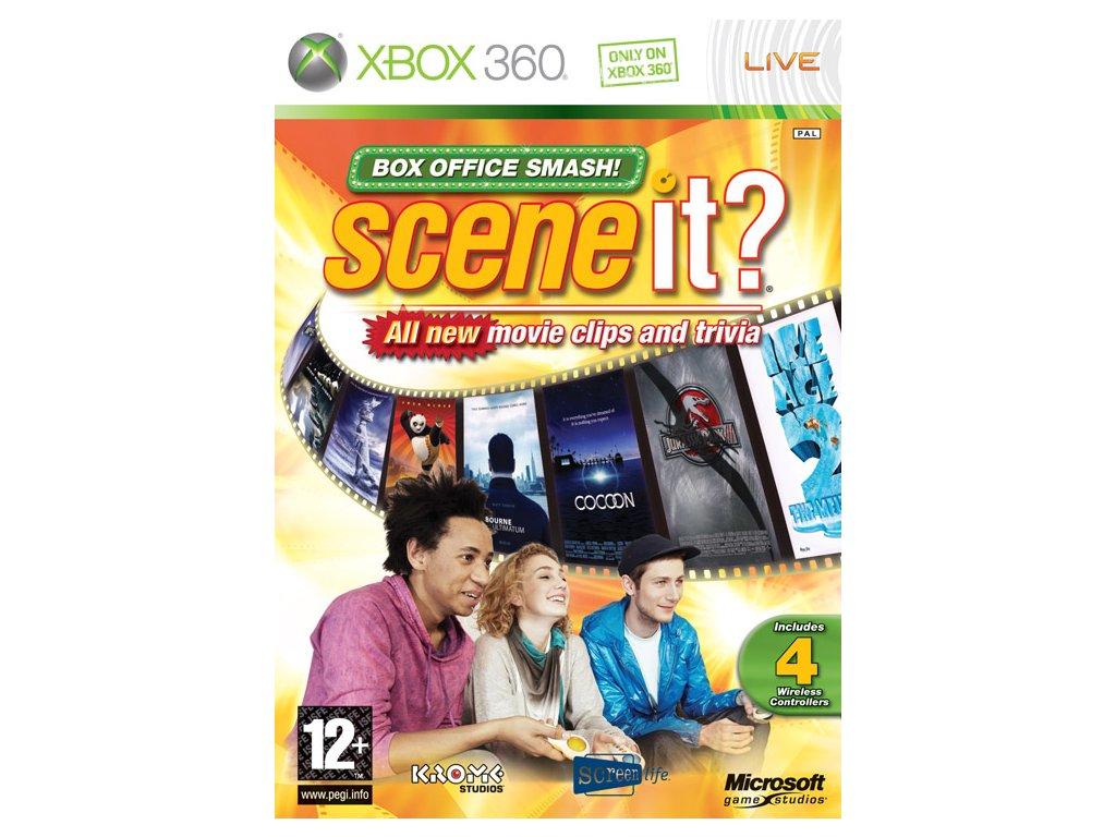 Xbox 360 Scene It? (DE)