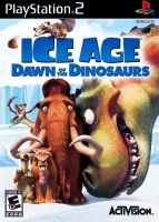PS2 Doba ľadová 3 Úsvit dinosaurov Ice Age 3 Dawn Of The Dinosaurs (DE)