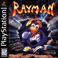 PSX PS1 Rayman