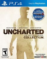 PS4 Uncharted: The Nathan Drake Collection (CZ) (nová)