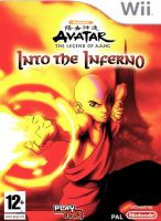 Nintendo Wii Avatar The Last Airbender - Into The Inferno