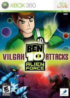 Xbox 360 Ben 10 Alien Force: Vilgax Attacks (Nová)