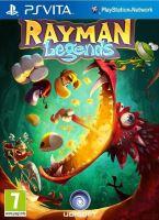 PS Vita Rayman Legends