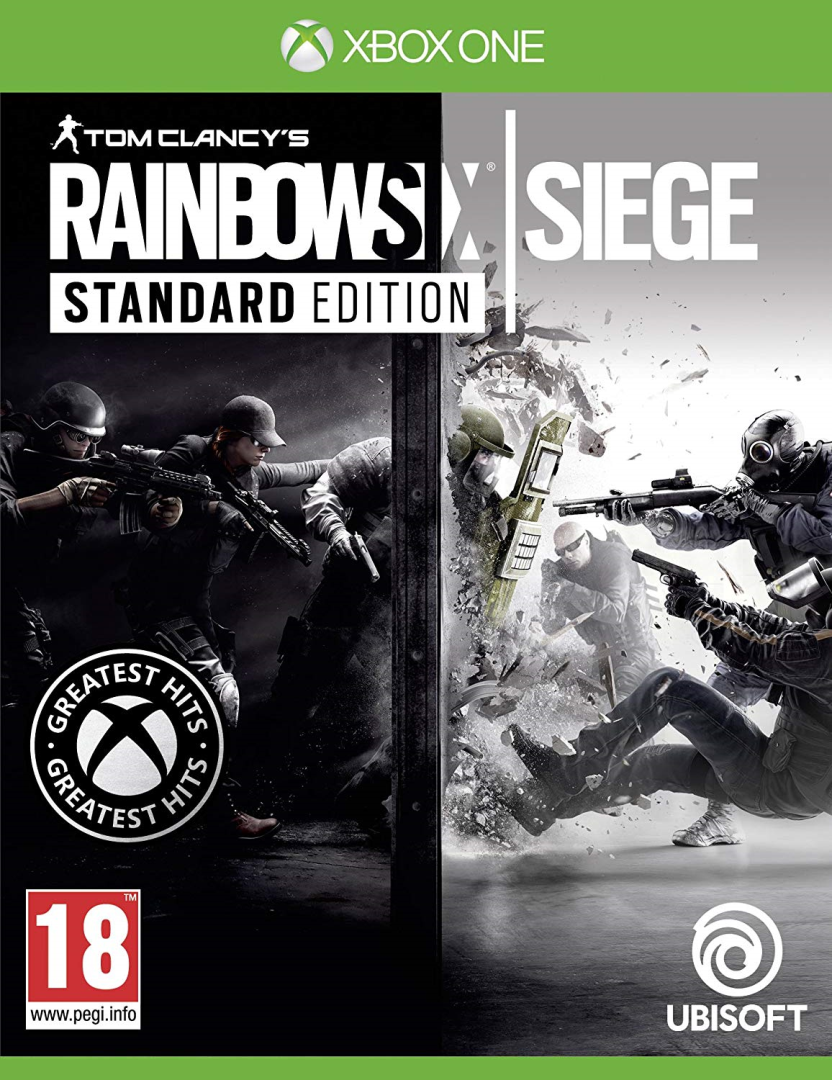 Xbox One Tom Clancys Rainbow Six Siege (CZ)