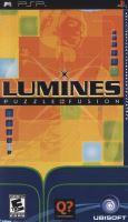 PSP Lumines: Puzzle Fusion (Bez obalu)