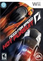 Nintendo Wii NFS Need For Speed Hot Pursuit