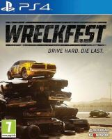 PS4 Wreckfest