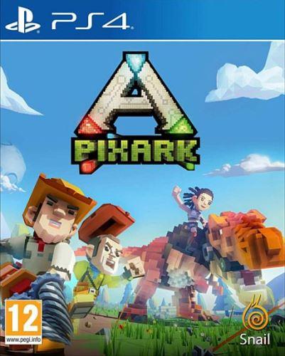 PS4 PixARK (nová)