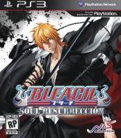 PS3 Bleach Soul Resureccion