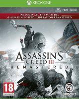 Xbox One Assassins Creed 3 Remastered (nová)