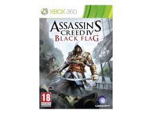 Xbox 360 Assassins Creed 4 Black Flag - Steelbook Skull Edition
