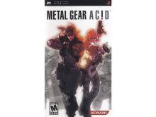 PSP Metal Gear Ac! D