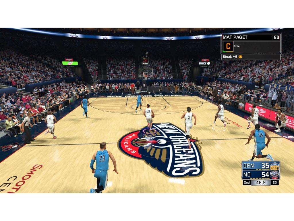 Xbox One NBA 2K17