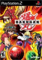 PS2 Bakugan Battle Brawlers