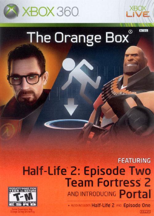 Xbox 360 The Orange Box 5V1