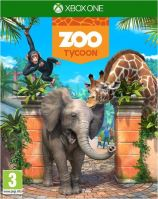 Xbox One Kinect ZOO Tycoon