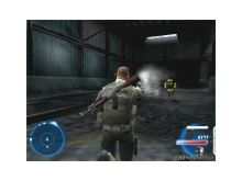 PS2 Syphon Filter The Omega Strain