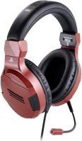 [PS4] Stereo Gaming Headset - červený (nový)