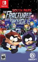 Nintendo Switch South Park: The Fractured but Whole (nová)