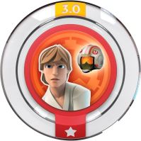 Disney Infinity herné mince: Špeciálne oblek Lukea Skywalkera (Rebel Alliance Flight Suit)
