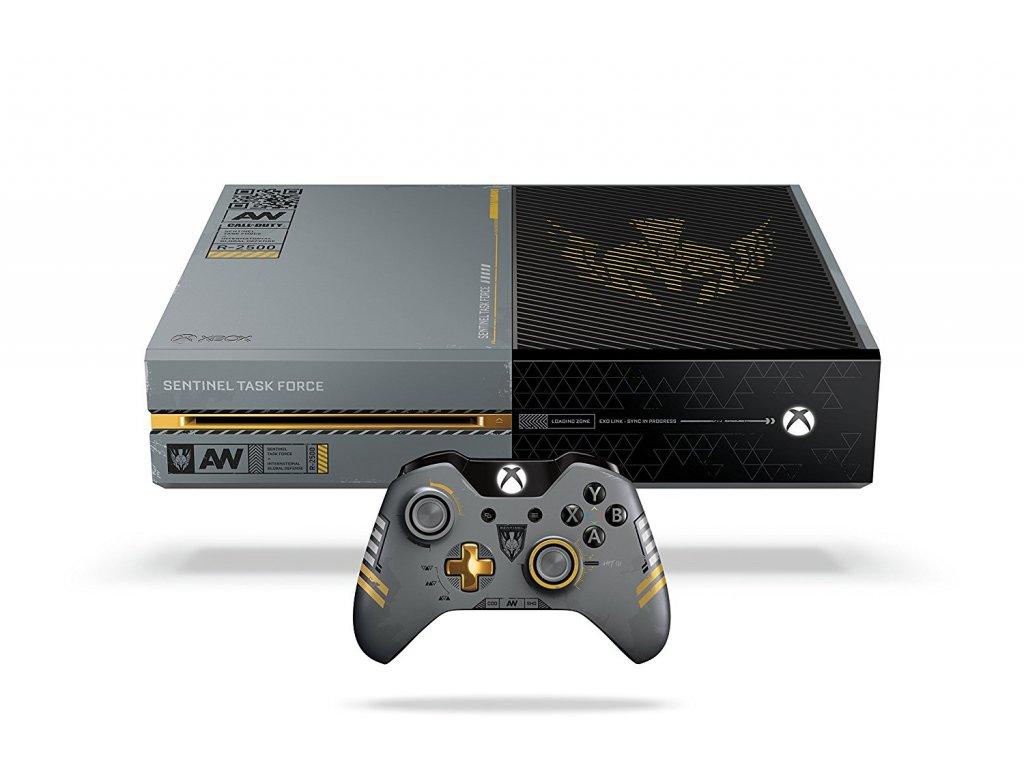 Xbox One 1TB - Call of Duty edícia