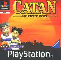 PSX PS1 Catan: Die erste Insel