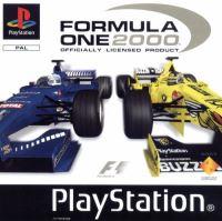 PSX PS1 Formula 1 2000