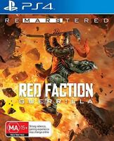 PS4 Red Faction Guerrilla Remarstered