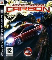 PS3 NFS Need For Speed Carbon