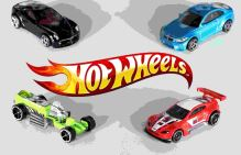 Hot Wheels autíčko