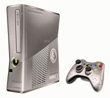 Xbox 360 Slim 250GB HALO Reach Edition