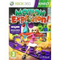 Xbox 360 Kinect Motion Explosion (bez obalu)