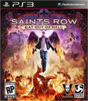 PS3 Saints Row Gat Out Of Hell