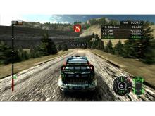 Xbox 360 WRC Fia World Rally Championship 3