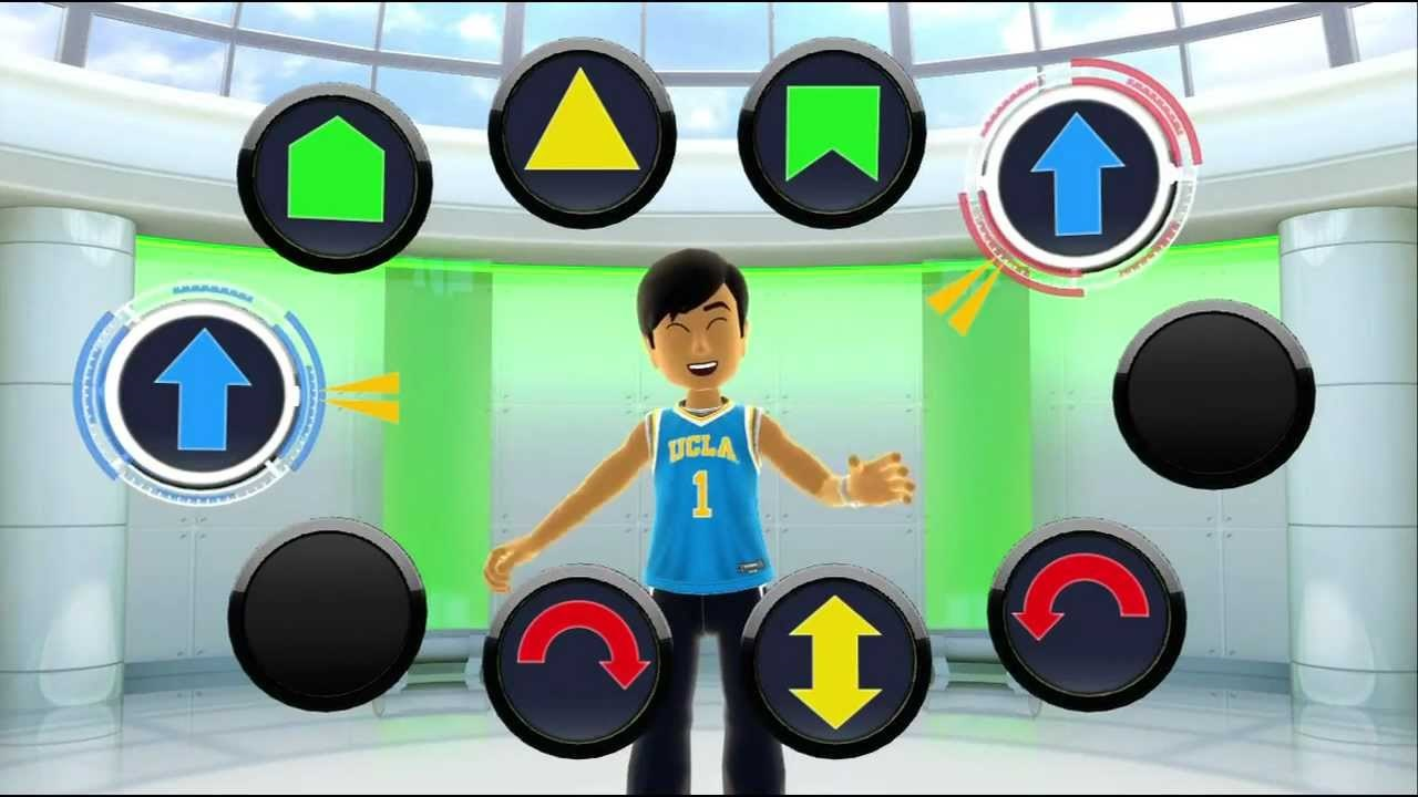 Xbox 360 Kinect Dr. Kawashimas - Body And Brain Exercises