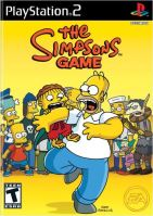 PS2 Simpsonovi Hra - The Simpsons Game (DE)