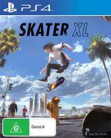 PS4 Skater XL - The Ultimate Skateboarding Game