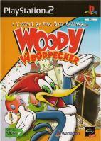 PS2 Woody Woodpecker (DE)