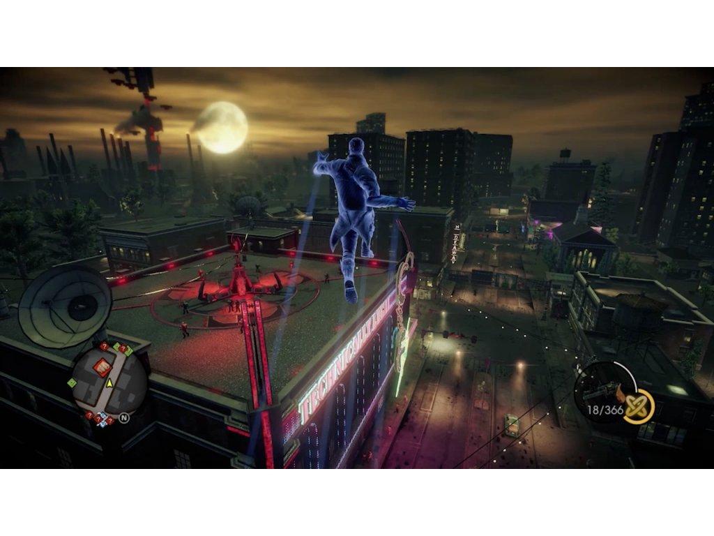 Xbox 360 Saints Row 4 - Game of the Century Edition